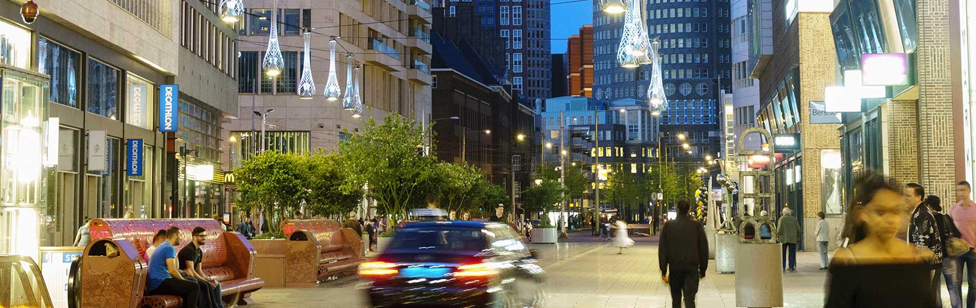 Amsterdamse Veerkade The Hague Den Haag