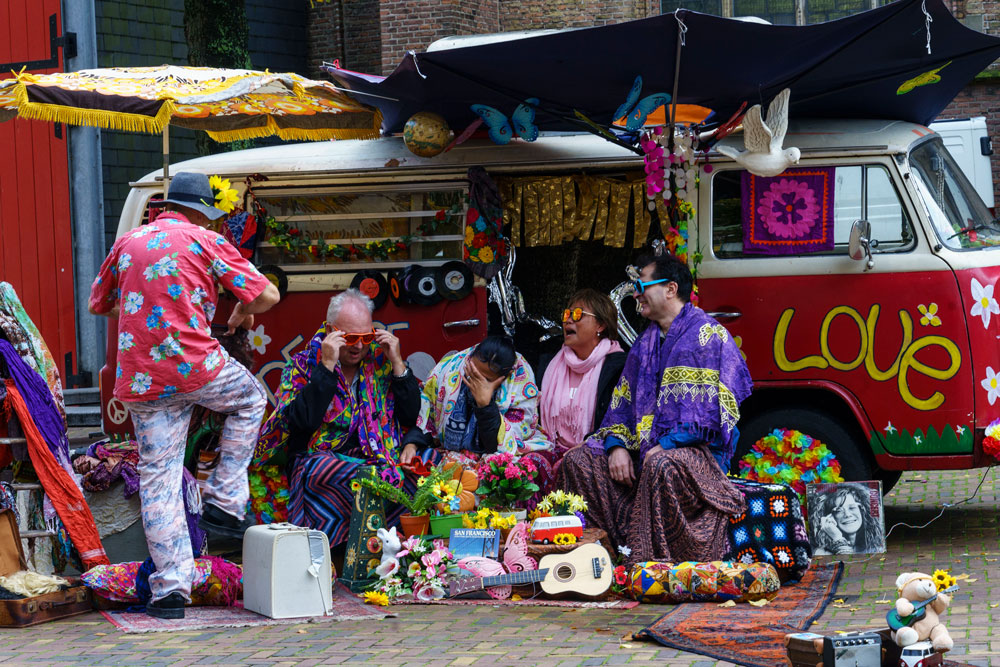 guided photography tour of The Hague